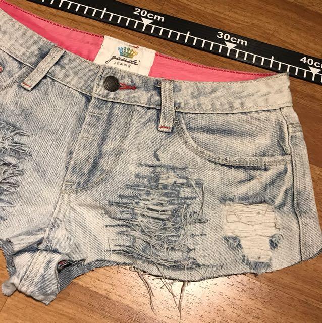 jeans shorts shorts