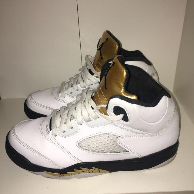 Jordan 5 Size 3Y (Women's 5/6)