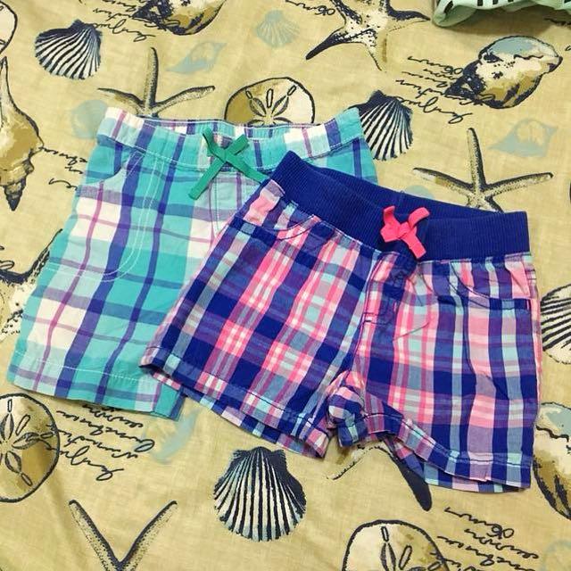 Jumping Beans Toddler Shorts 3t Bundle