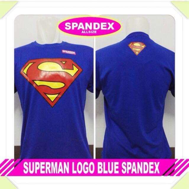 Kaos superman blue