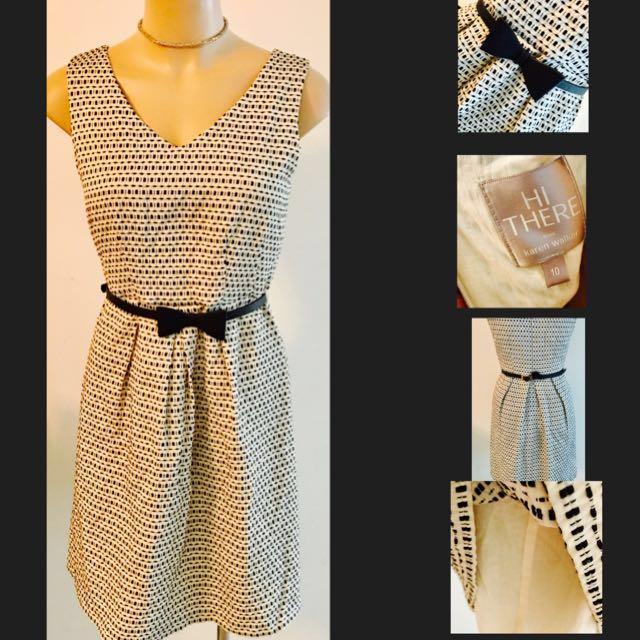 KAREN WALKER, Ladies dress
