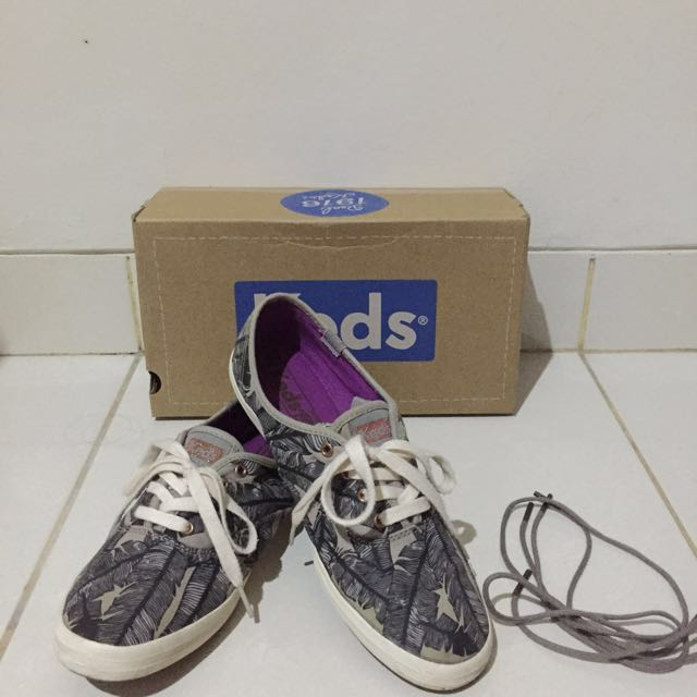 Keds Champion Feather Gray