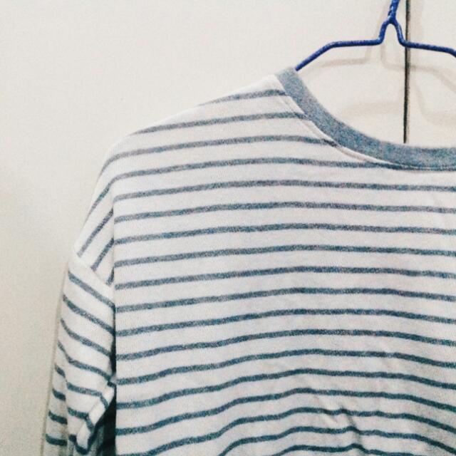 Knitted Crop Top (Pushthru)