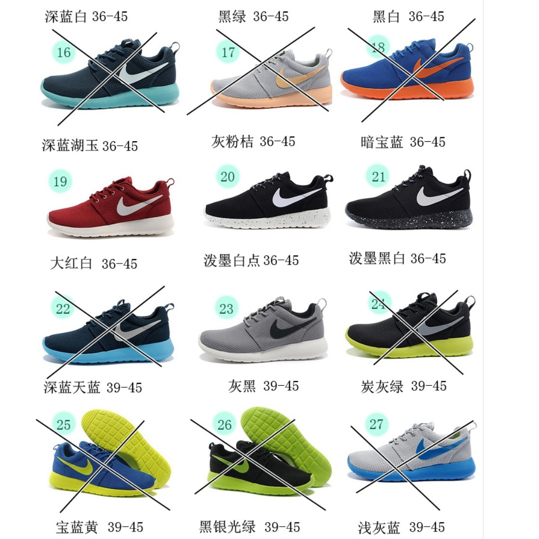 3e1f97b0dc2f LAST CALL!!!  NEW   PO  PROMOTION FOR MONTH OF 2018 !! ROSHES ON SALES NOW!  NEW COLOUR AVAILABLE !! PM TO DEAL NOW!