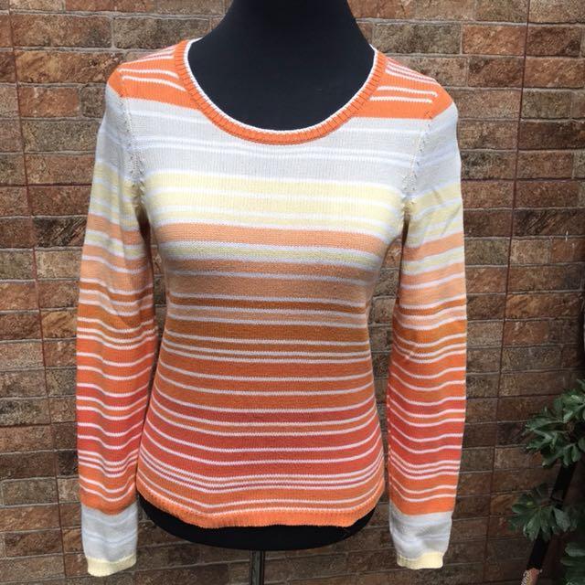 Liz Claiborne Knitted Longsleeves