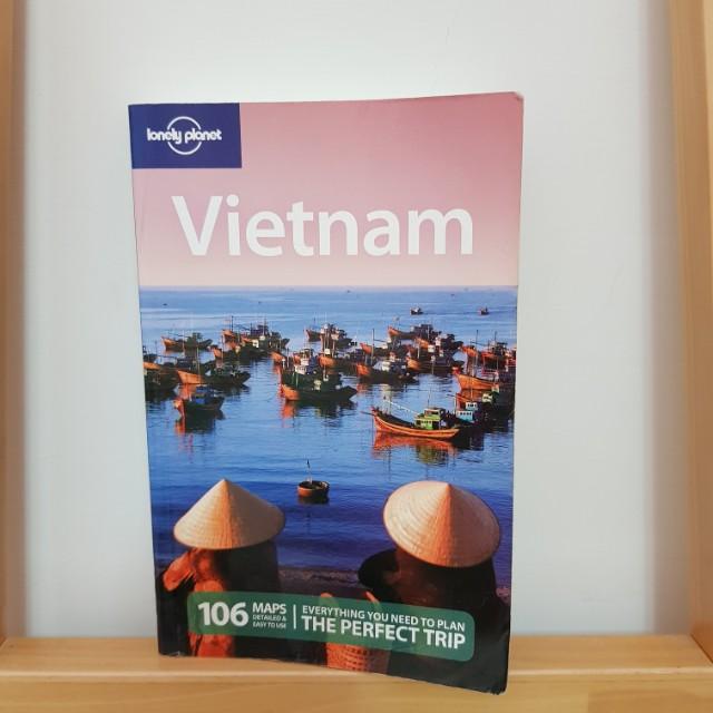 Lonely planet Vietnam 越南