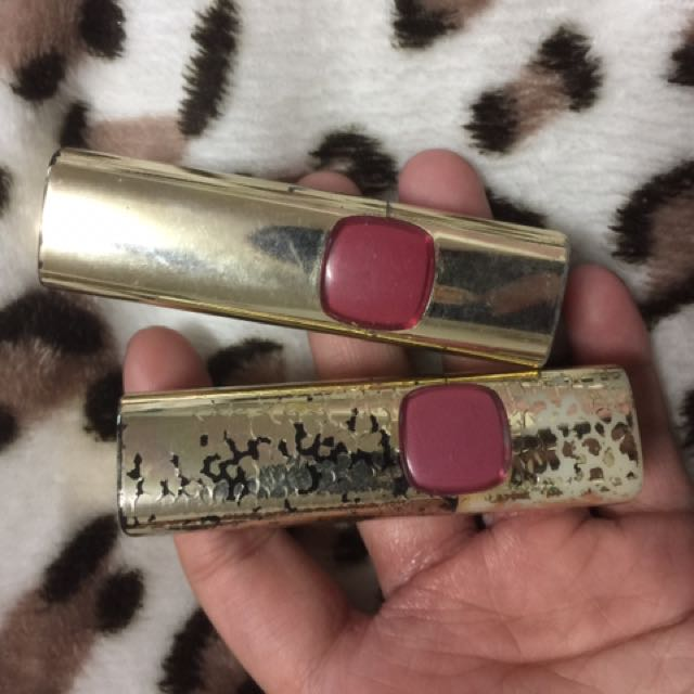 Loreal Lipstick Bundle