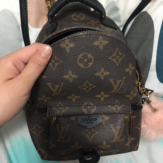 LV backpack mini - Authentic Grade Only
