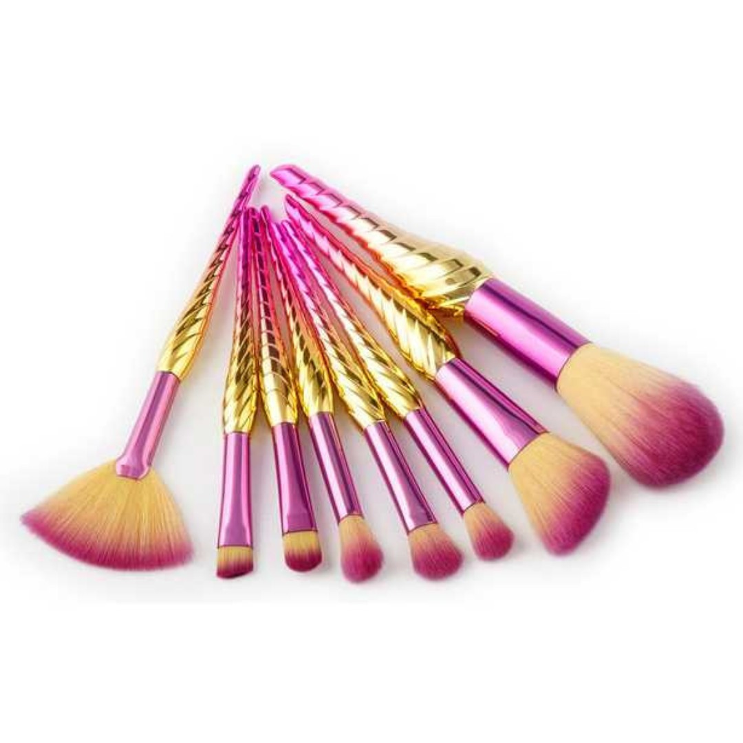 Make Up Brush Model Conch 8PCS