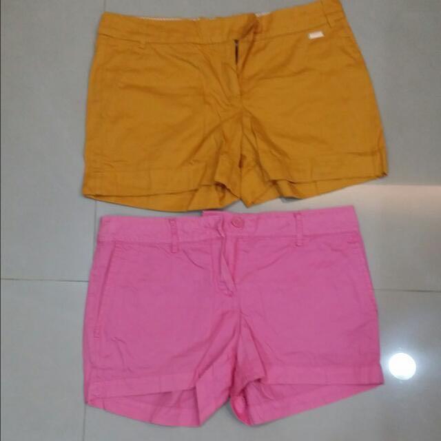 mango休閒短褲