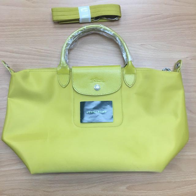 Medium Handbag Le Pliage Neo