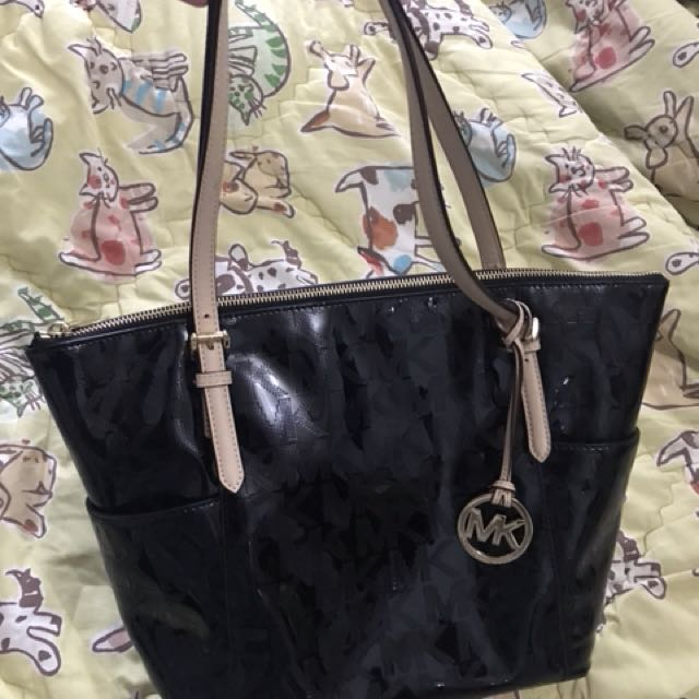 Michael Kors Jetset Tote bag // tory burch kate spade coach longchamp