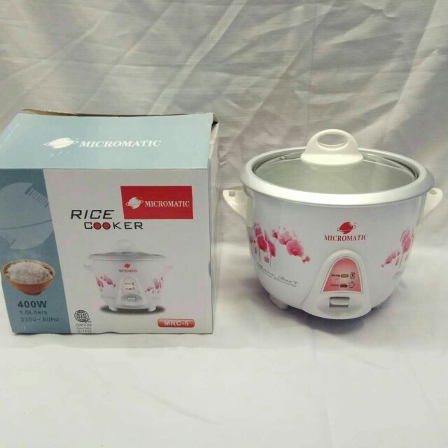 Micromatic Rice cooker MRC-5