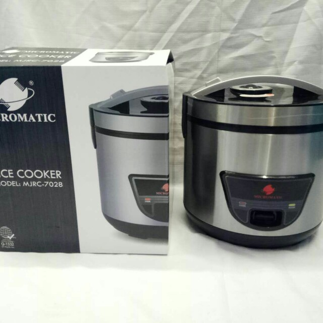 Micromatic rice cooker MJRC-7028