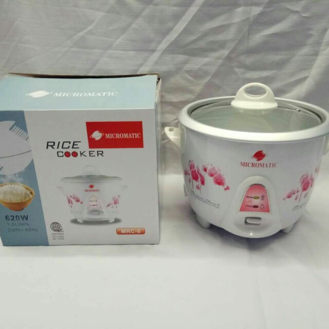 Micromatic Rice cooker MRC-8