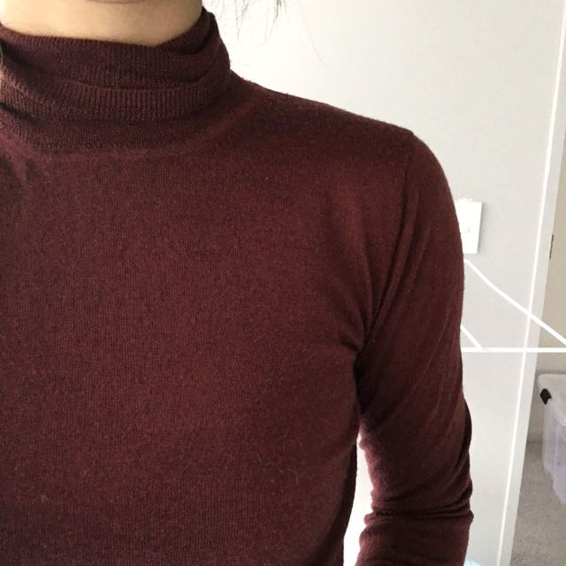 MNG turtle neck top
