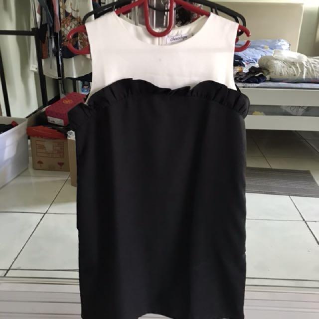 Monochrome Chocochipsboutique Dress