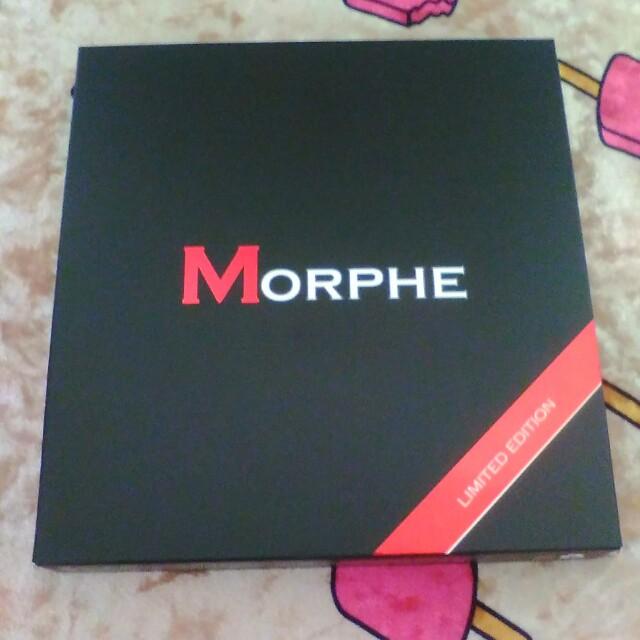 Morphe copper spice palette