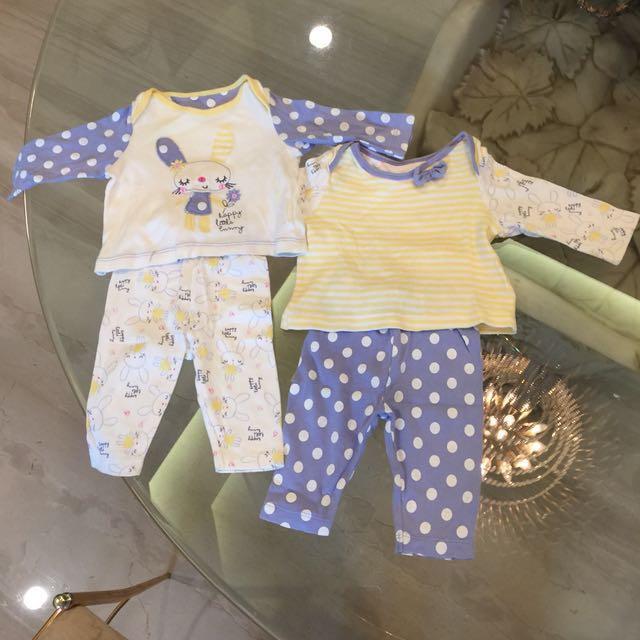 Mothercare Set 4piece 😍🙌🏻