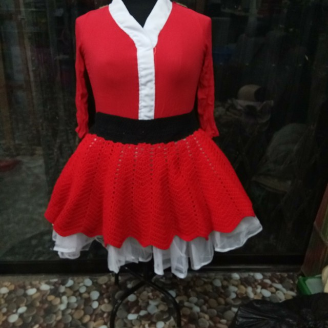 Plus Size Mrs Claus Cosplay Costume Everything Else Others On