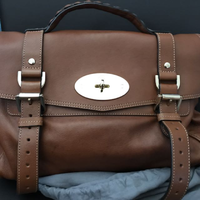 Murberry Alexa Satchel