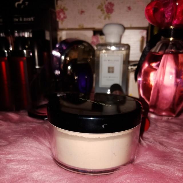 Nichido final powder in creamy glow