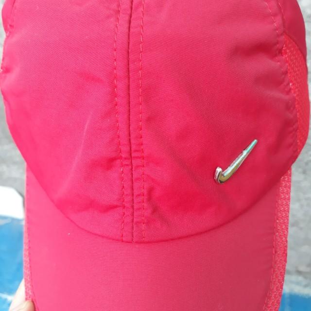 Nike Unisex Cap - Red