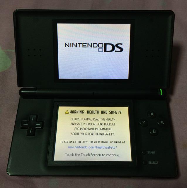 Nintendo NDSL