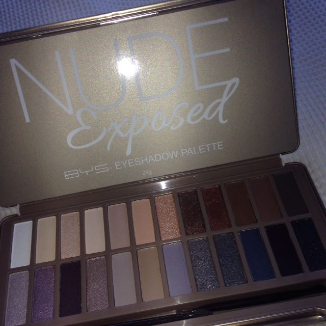 Nude exposed BYS