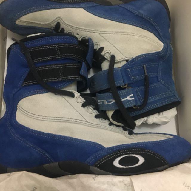 Oakley race boots original