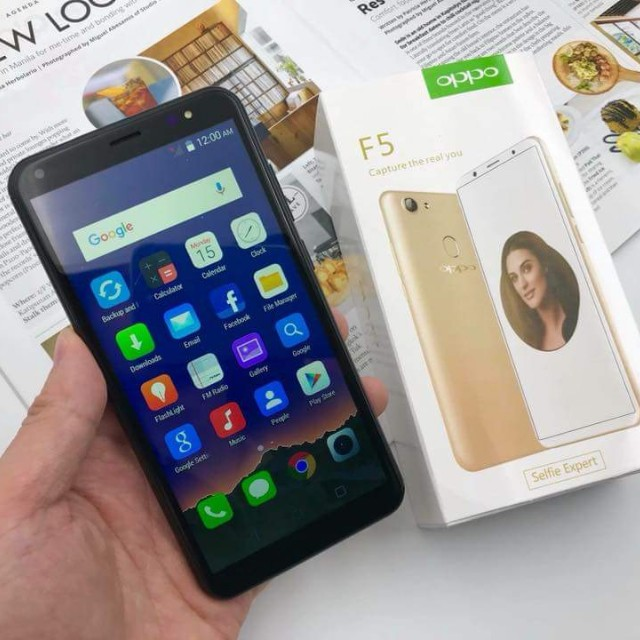Oppo f5 clone only on Carousell