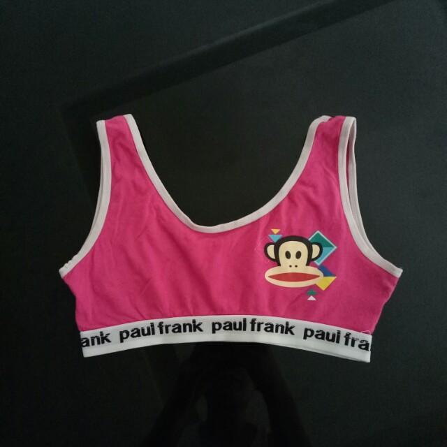 Paul Frank Sport Bra, Size 10