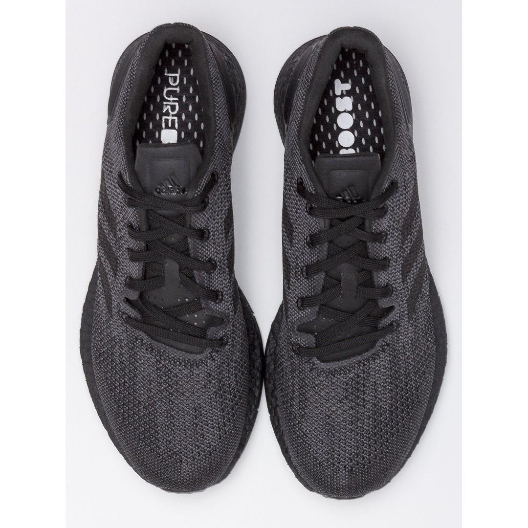 dc1d8b9c543d3 (PO) Adidas Mens Pure Boost DPR Triple Black