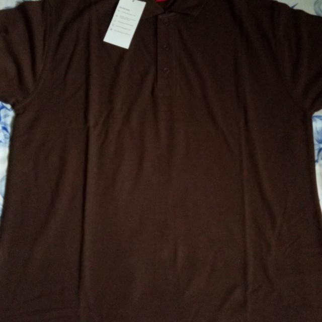 Polo Shirt (brown)