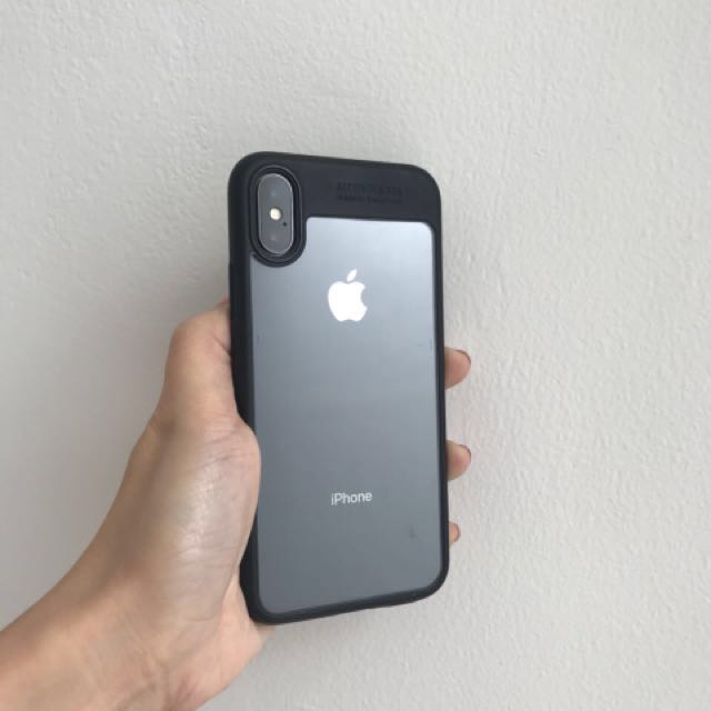 Preloved case iphone X