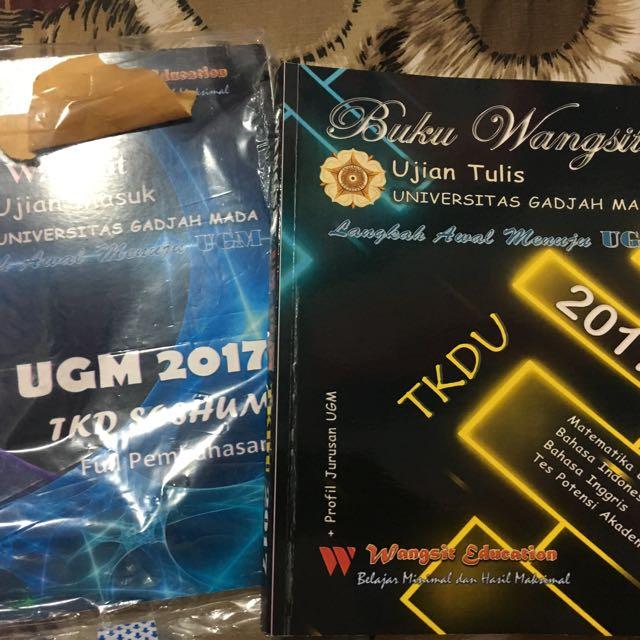 Preloved Wangsit Soshum UGM 2017