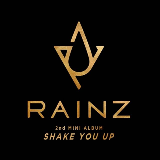 [Pre-Order] RAINZ - SHAKE YOU UP