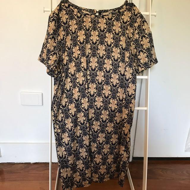 Princess Polly shift dress - size 8
