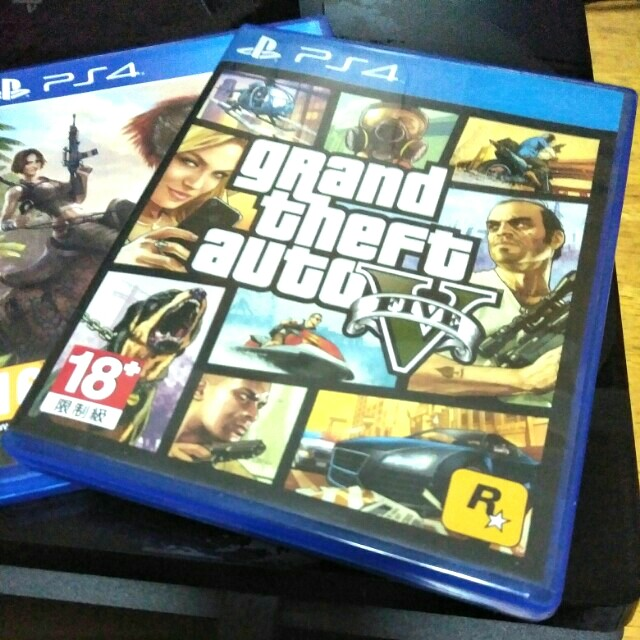 PS4 GTA 中文版 全館最低