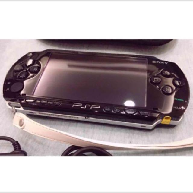 未改機PSP