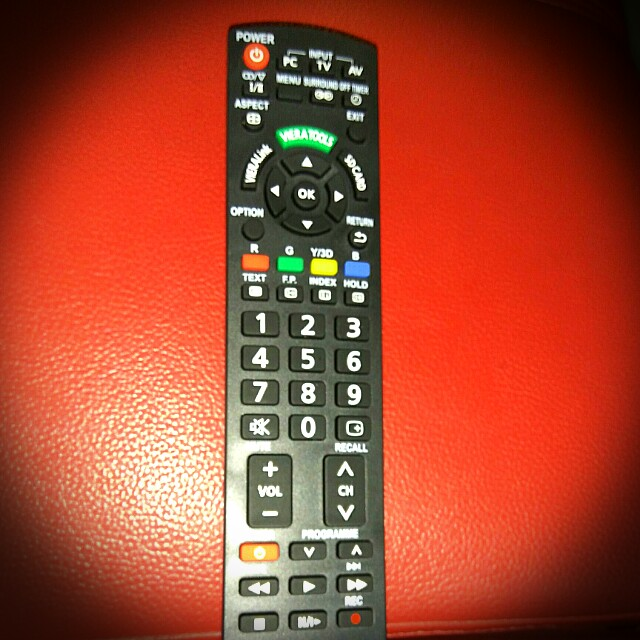 Remote Control for all Panasonic tv.