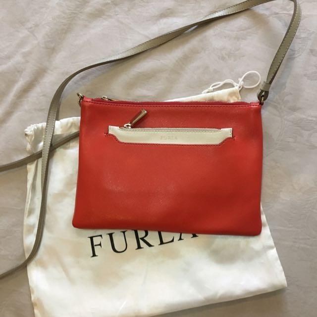 REPRICE!!!FURLA sling bag