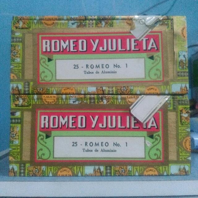 Romeo Y Juliet Habanos Cuba Cigar