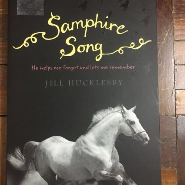 Samphire Song - Jill Hucklesby