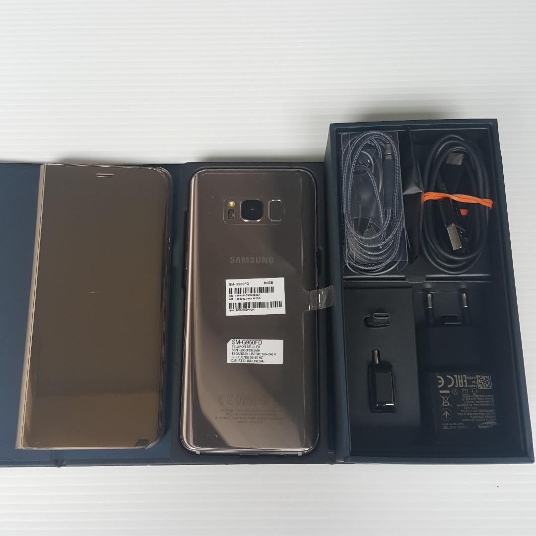 Samsung S8 Maple Gold SEIN
