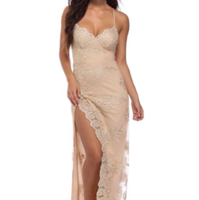 Selling evening dress