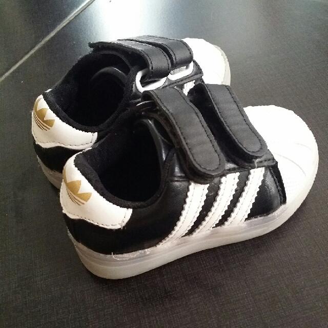 Sepatu Anak Walker Size 21 Mirip Adidas LED bca970f1fd