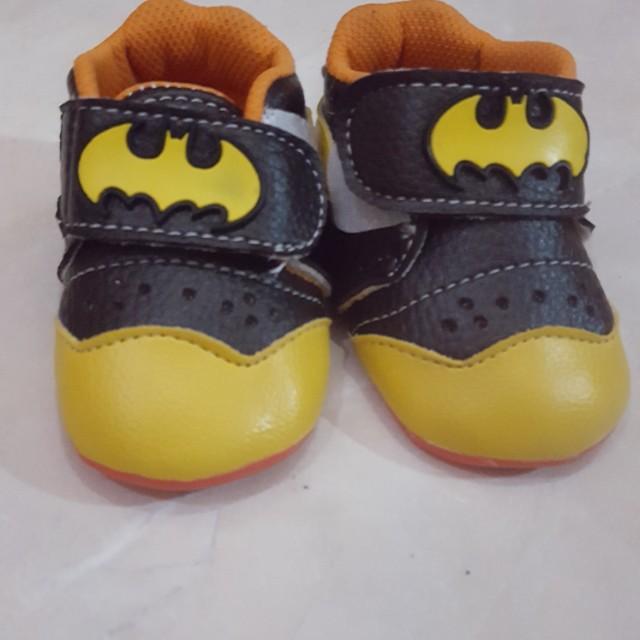 Sepatu pre walker batman