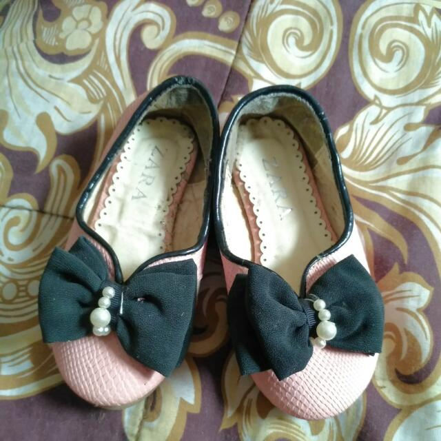 Sepatu Size 24 With Deffect