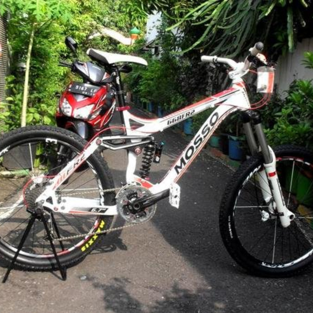 Frame Sepeda Mosso 669 Xc Pro Credit To Http Serba Sepedablogspotcom 2017 02 668fr Harga Rp 2260000html 619
